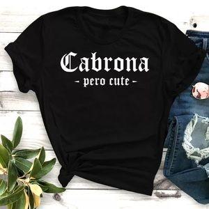 CABRONA Black Tee Shirt NEW